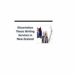 New Zealand Dissertation Services