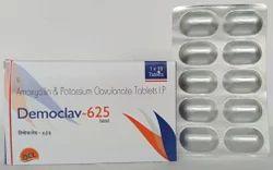 Clavulanic Acid and Amoxicillin Tablet I.P.