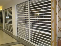 Poly Carbonate Rolling Shutters