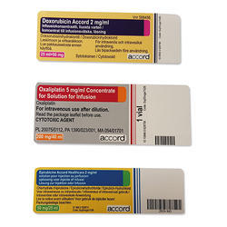 Pharmaceutical Label