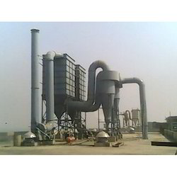 Fume & Dust Extraction System for Induction Furnace