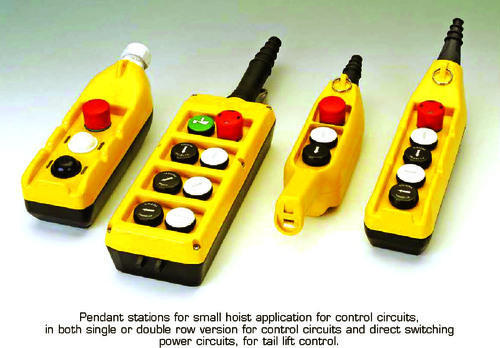 Pendent Push Button Station for Crane