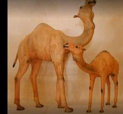 Shareef Arts Manufacturer Of Leather Giraffe Handicraft Leather