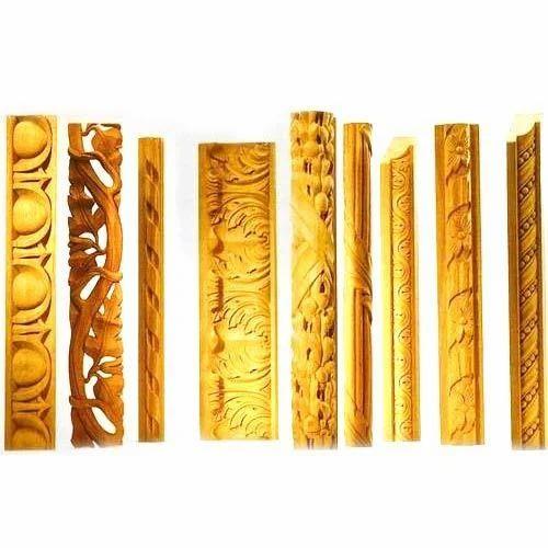 Wooden Beading Designer Beading Wholesale Trader From Panchkula