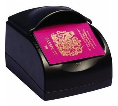 3M QS1000 Full Page Passport Scanner