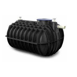 Industrial Septic Tanks