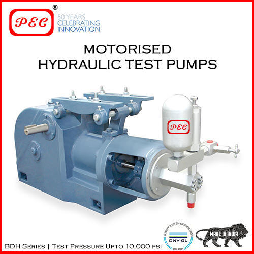 Hydraulic Test Pumps And Misting Pumps And Systems