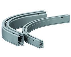 Curved Rail System