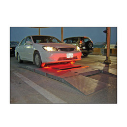 UVSS (Under Vehicle Scanning System)