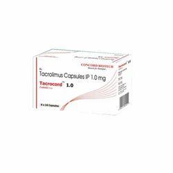 Tacrocord 1mg Capsules