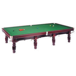 Pool Table In Aramith Ball