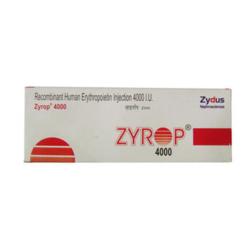 Zyrop 4000 IU Injection