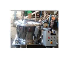 Vegetable Dewatering Centrifuge Machine