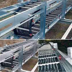 Rail Cable Carrier