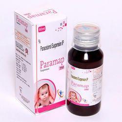 Paracetamol Suspension IP
