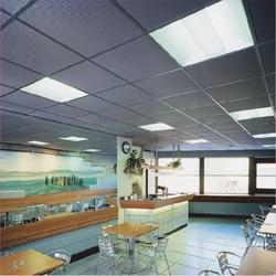 Expanded Metal Fall Ceiling
