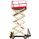 Electric Scissor Maintenance Lift