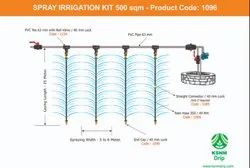 Agriculture Spray Irrigation System