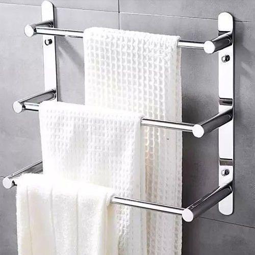 towel hand bathroom throughout hanger rack folding s metal storage