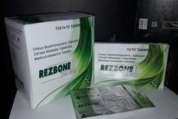 Cissus Quadrangularis Calcium Citrate Tablet