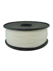 White Flexible 1.75mm 3D Printer Filament 1KG