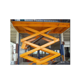 Heavy Hydraulic Car Lift