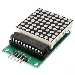 MAX7219 Dot LED Matrix Board