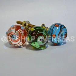 Decorative Glass Knobs