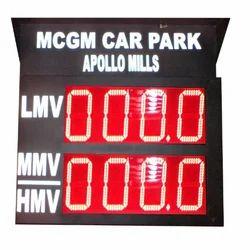 Car Park Displays