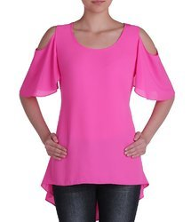 women top pink from indoshine industries
