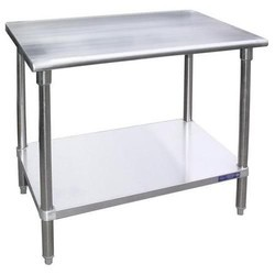 St. Steel Working Table