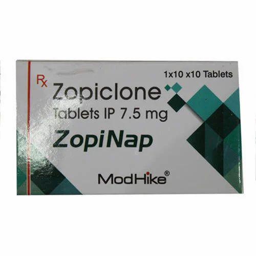 Zopiclone 7.5 prix