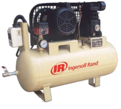 Electric-Driven Single Stage Portable Air Cooled Compressor