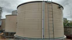 Steel Water Tank, Capacity: 30000-5000000 L