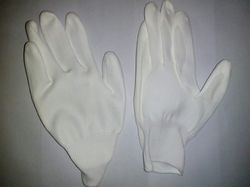 PU Coated Palm Fitted Gloves