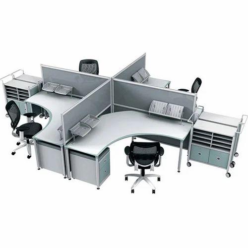 Beau Modular Workstations   Executive Office Workstation Manufacturer From Delhi
