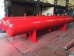 Ammonia Pressure Vessel