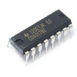 CD Series Integrated Circuits