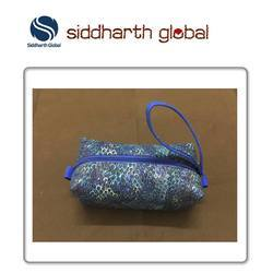 Cotton Printed Cosmetic Pouch