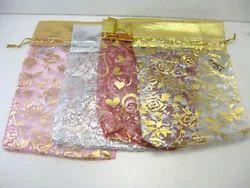 Tissue Pouches Transparent