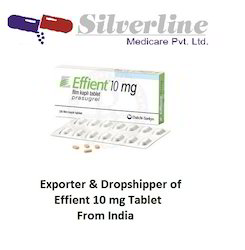 Efient 10 mg Tablet