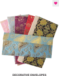 Decorative Envelopes PACK OF 8