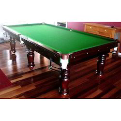 Designer Pool Table with Aeramith Ball Set