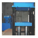 Spinning Mill Wastes Fully Automatic Online Baling Press