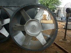Axial Flow Fans Model GPA 300