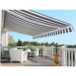 Awning Shed Retractable Awning Shed Manufacturer From Pune