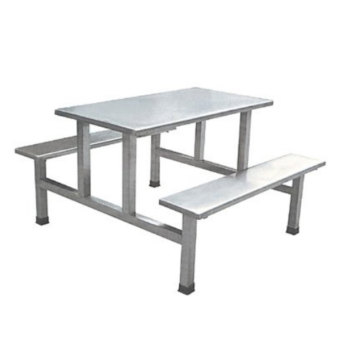 STAINLESS STEEL CANTEEN FURNITURE Stainless Steel Table Bench - Stainless steel picnic table