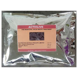 Actilive For Solid Waste Treatment