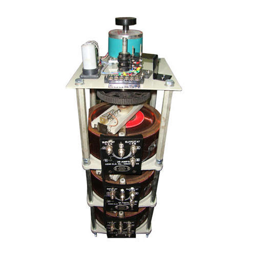 Variable Open Auto Transformers