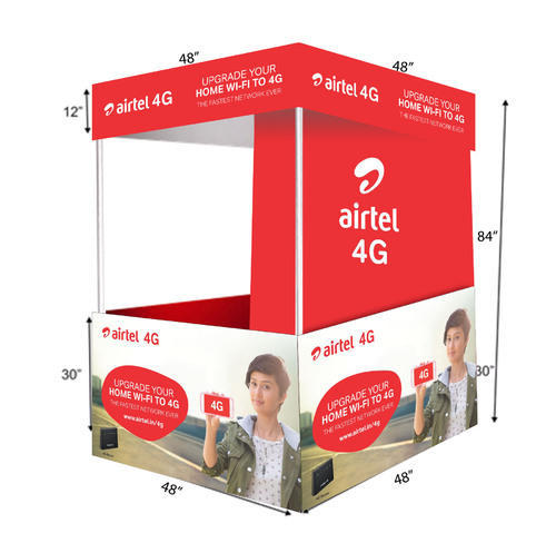 sc 1 st  Shree Datta Trunk And Umbrella Mart & Kiosks Display Tents - Promotional Kiosk Manufacturer from Pune